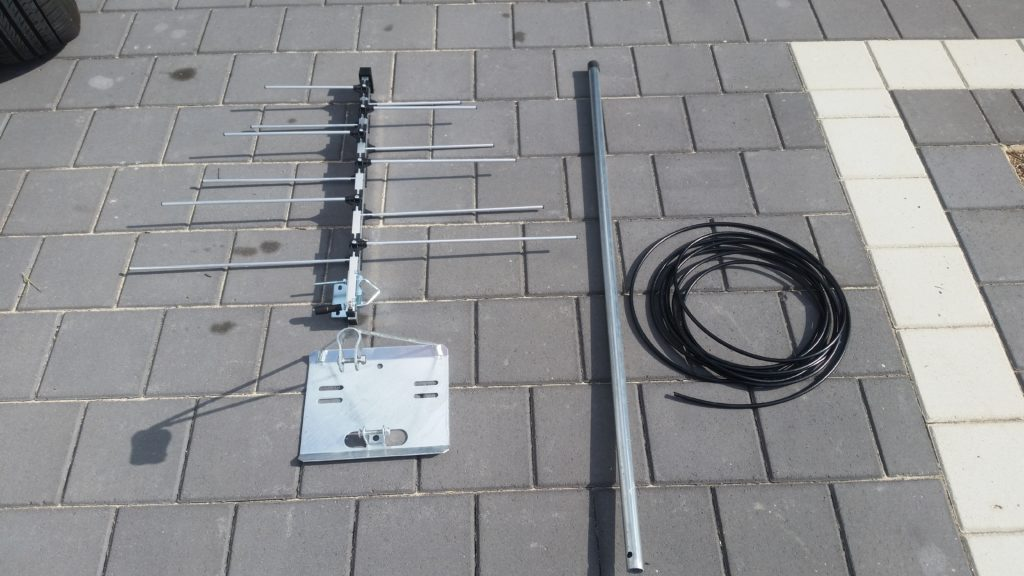 How To Install A Tv Antenna Antenna Direct